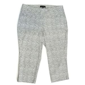 🍁 JASMINE & JULIANA Capri Pants Leopard Print